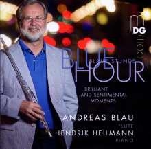 Andreas Blau - Blue Hour, CD