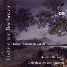 Ludwig van Beethoven (1770-1827): Streichquintette op.4 & op.29, CD