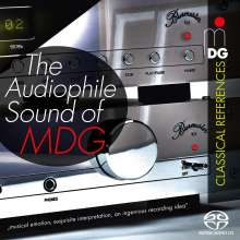 "MDG-Sampler ""The Audiophile Sound of MDG"", Super Audio CD"
