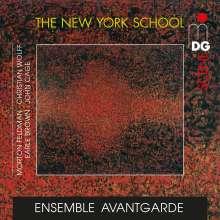 Ensemble Avantgarde - The New York School, CD