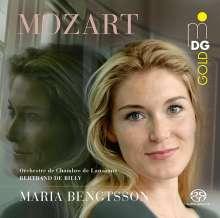 Wolfgang Amadeus Mozart (1756-1791): Opernarien, Super Audio CD