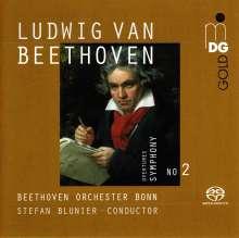 Ludwig van Beethoven (1770-1827): Symphonie Nr.2, Super Audio CD