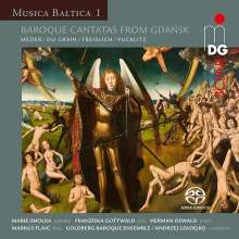 Baroque Cantatas from Gdansk, Super Audio CD
