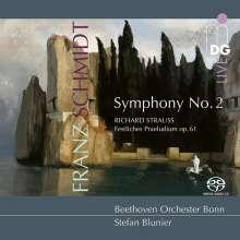 Franz Schmidt (1874-1939): Symphonie Nr.2, Super Audio CD