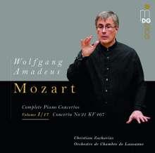 Wolfgang Amadeus Mozart (1756-1791): Klavierkonzerte Vol.1/17 (Limitierte und nummerierte Vinyl-Edition / 180g), LP