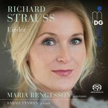 Richard Strauss (1864-1949): Lieder, Super Audio CD