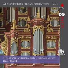 Heinrich Scheidemann (1596-1663): Orgelwerke, Super Audio CD