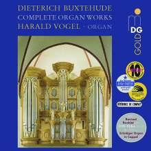 Dieterich Buxtehude (1637-1707): Sämtliche Orgelwerke, 7 CDs und 1 DVD