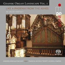 "Gdansk Organ Landscape Vol.1 - ""Like a Phoenix from the Ashes"", Super Audio CD"