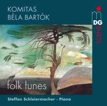 Steffen Schleiermacher - Komitas / Bela Bartok, CD