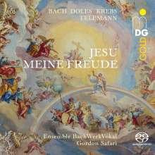 """Geistliche Chorwerke """"Jesu meine Freude"""", Super Audio CD"""