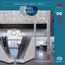 Orgelpunkt Vol.2 - Die Rieger Orgel St. Martin in Kassel, Super Audio CD