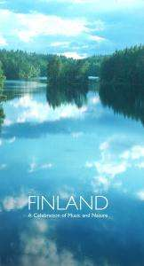 Finland - A Celebration of Music and Nature, 4 CDs
