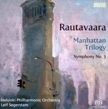 Einojuhani Rautavaara (1928-2016): Symphonie Nr.3, Super Audio CD