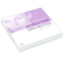 Kaija Saariaho (geb. 1952): Orchesterwerke, 4 CDs