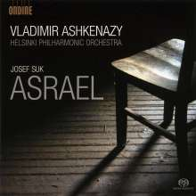 Josef Suk (1874-1935): Asrael-Symphonie, Super Audio CD
