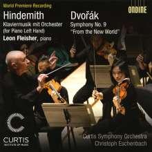 """Paul Hindemith (1895-1963): Klaviermusik mit Orchester op.29 """"Für die linke Hand"""", CD"""