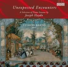 Joseph Haydn (1732-1809): Klaviersonaten H16 Nr.1,23,27,50, CD