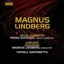 Magnus Lindberg (geb. 1958): Violinkonzert (2006), CD