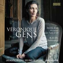 Veronique Gens - Berlioz / Ravel, CD