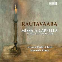 Einojuhani Rautavaara (1928-2016): Missa A Cappella, CD