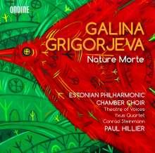 Galina Grigorjeva (geb. 1962): Chorwerke, CD