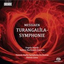 Olivier Messiaen (1908-1992): Turangalila-Symphonie, Super Audio CD