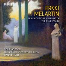 "Erkki Melartin (1875-1937): Musik aus dem Ballett ""The Blue Pearl"", CD"