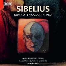 Jean Sibelius (1865-1957): Lieder, Super Audio CD