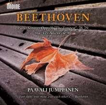 Ludwig van Beethoven (1770-1827): Klaviersonaten Nr.16-18,24-27, 2 CDs