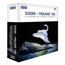 Suomi - Finland 100 - A Century of Finnish Classics, 5 CDs
