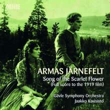 Armas Järnefelt (1869-1958): Song of the Scarlet Flower (Komplette Filmmusik 1919), 2 CDs