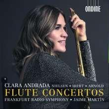 Clara Andrada - Flute Concertos, CD