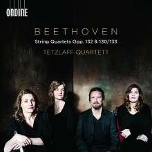 Ludwig van Beethoven (1770-1827): Streichquartette Nr.13 & 15, 2 CDs
