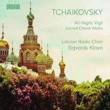"""Peter Iljitsch Tschaikowsky (1840-1893): Vesper """"All-Night Vigil"""" op.52, CD"""