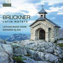 Anton Bruckner (1824-1896): Motetten, CD