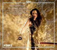 Karl Goldmark (1830-1915): Die Königin von Saba, 3 CDs