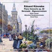 Eduard Künneke (1885-1953): Klavierkonzert Nr.1 op. 36, CD