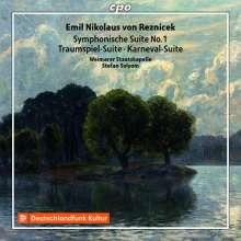 Emil Nikolaus von Reznicek (1860-1945): Orchesterwerke, CD
