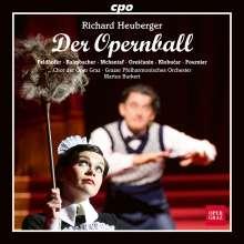 Richard Heuberger (1850-1914): Der Opernball, 2 CDs