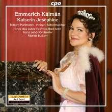 Emmerich Kalman (1882-1953): Kaiserin Josephine, 2 CDs