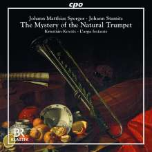 The Mystery of the Natural Trumpet, CD