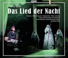 Hans Gal (1890-1987): Das Lied der Nacht, 2 CDs