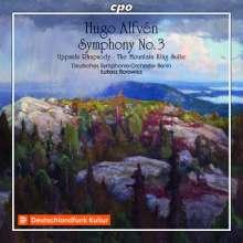 Hugo Alfven (1872-1960): Symphonie Nr.3, CD