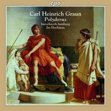 Carl Heinrich Graun (1703-1759): Polydorus (Oper in 5 Akten), 2 CDs