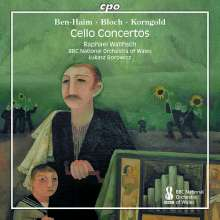Paul Ben-Haim (1897-1984): Cellokonzert, CD