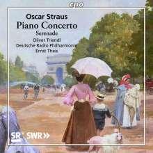 Oscar Straus (1870-1954): Klavierkonzert h-moll, CD