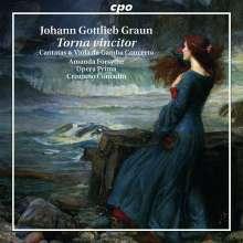 Johann Gottlieb Graun (1703-1771): Kantaten, CD