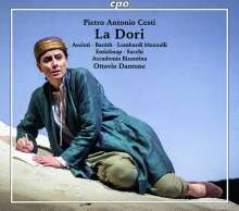 Marc (Pietro) Antonio Cesti (1623-1669): La Dori, overo Lo schiavo reggio (Oper in 3 Akten), 2 CDs