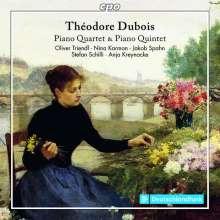 Theodore Dubois (1837-1924): Quintett für Klavier,Violine,Oboe,Viola,Cello, CD
